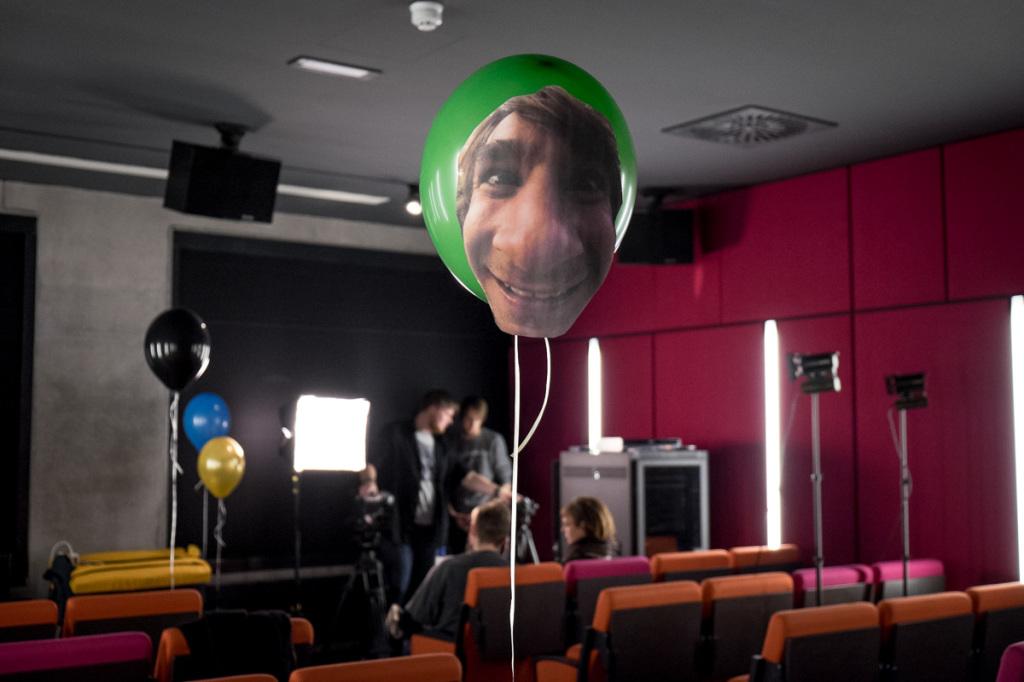 Ballonkopf Dave